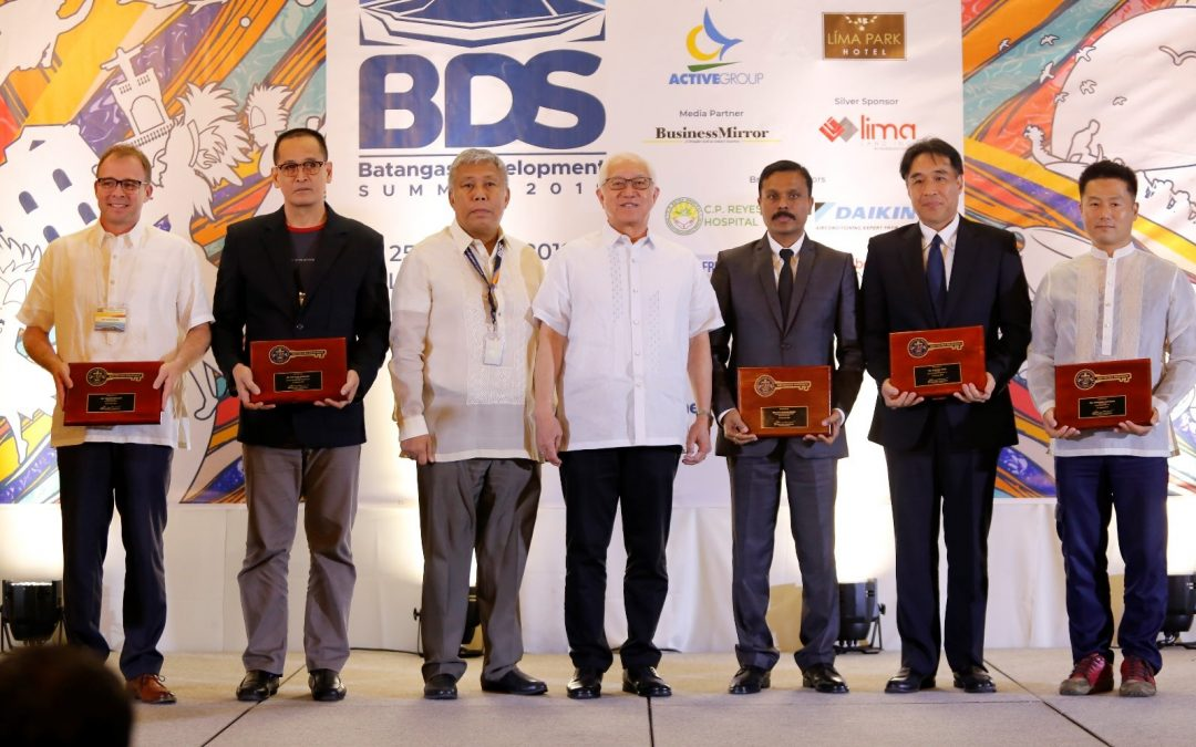 Summit Focuses on Opportunities and Investments in Batangas